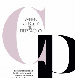 When Christy Met Pierpaolo
