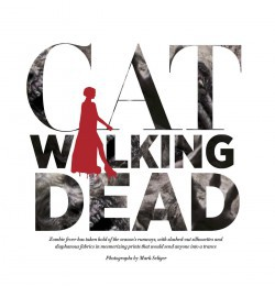 Cat Walking Dead