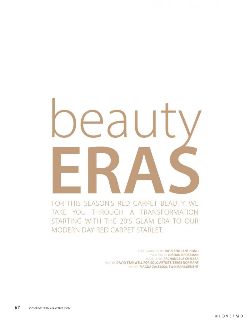 beauty ERAS, September 2015