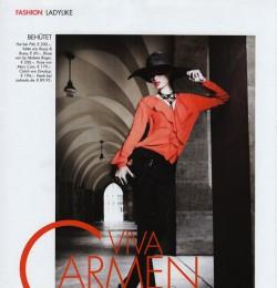 Viva Carmen