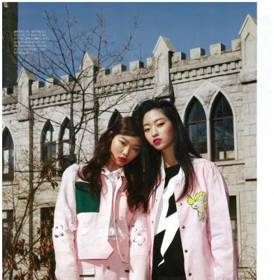 Bae Yoon Young, Kwon Ji Ya