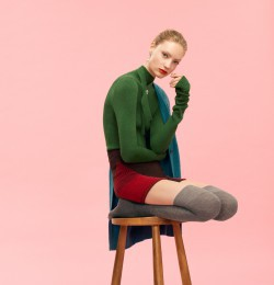 Colorful Knits: The More, the Merrier