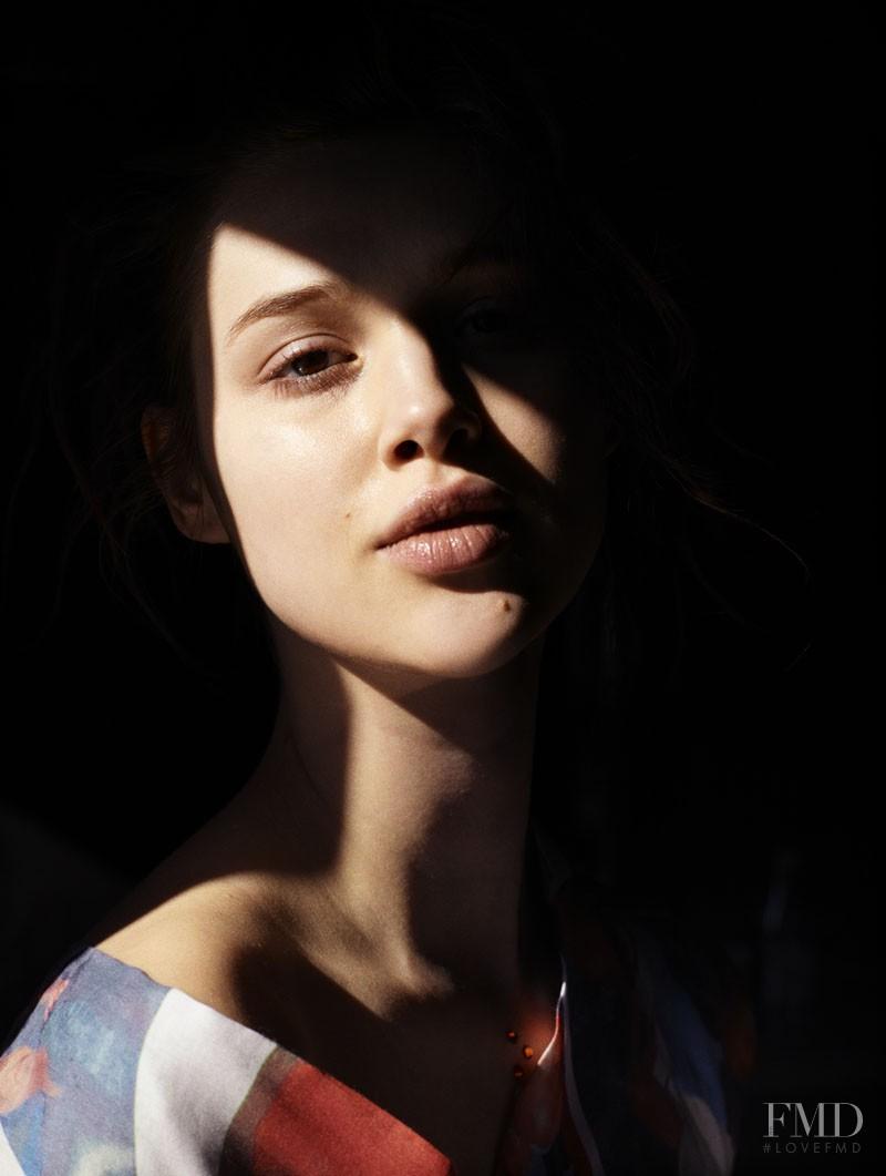 Anais Pouliot featured in Push It, April 2012