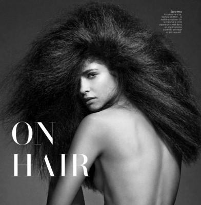 On Hair