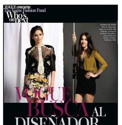 Vogue Busca Al Disenador Del Ano