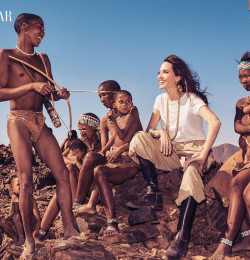 Angelina Writes A Letter To You From Namibia