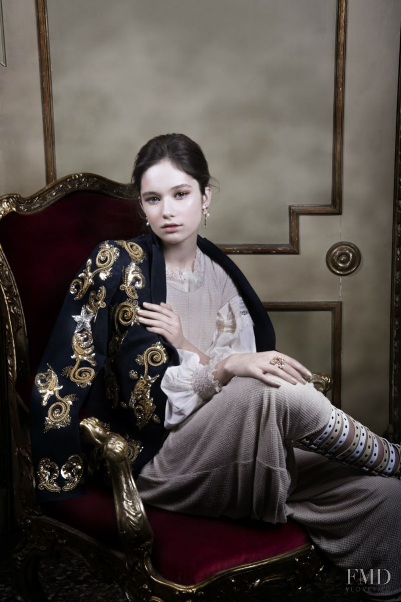 Vika Ihnatenko featured in Vika Ihnatenko, February 2017