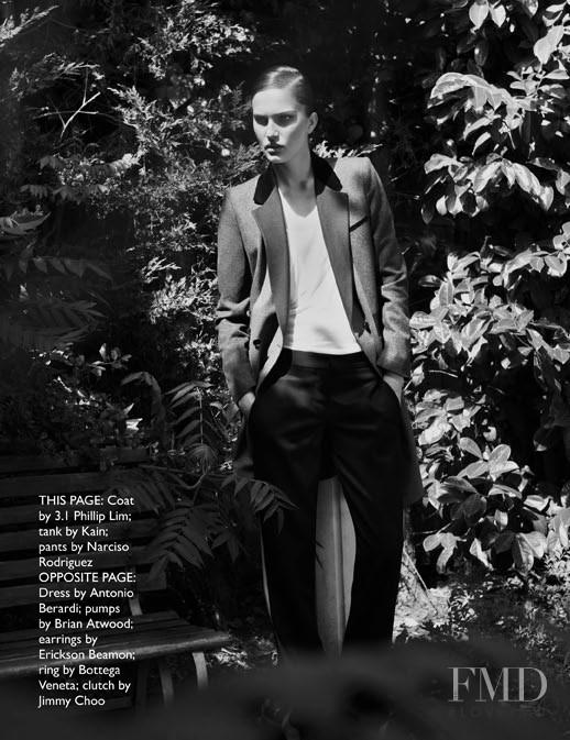 Alla Kostromicheva featured in Hey Boy! Hey Girl!, July 2011