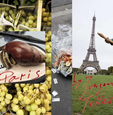 In Paris by Juergen Teller