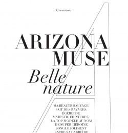 Arizona Muse Belle Nature