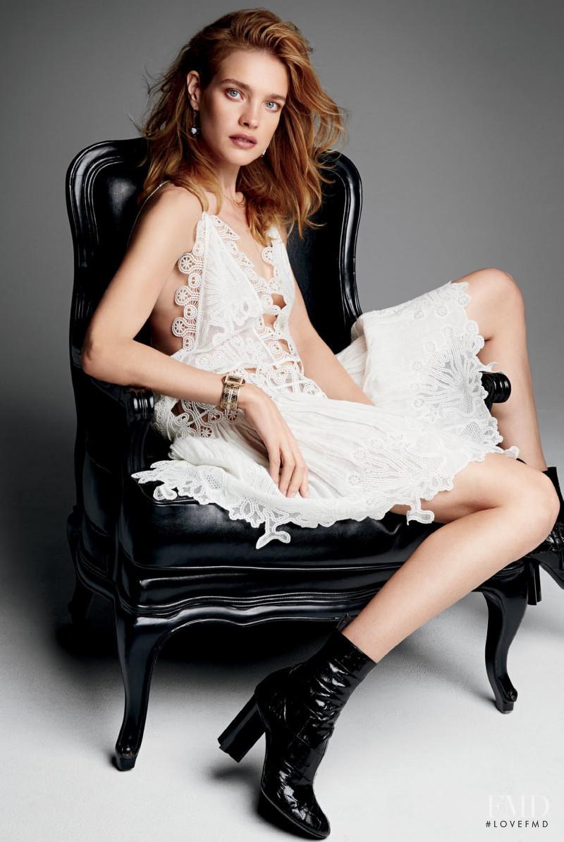 Natalia Vodianova featured in Natalia Vodianova, April 2015