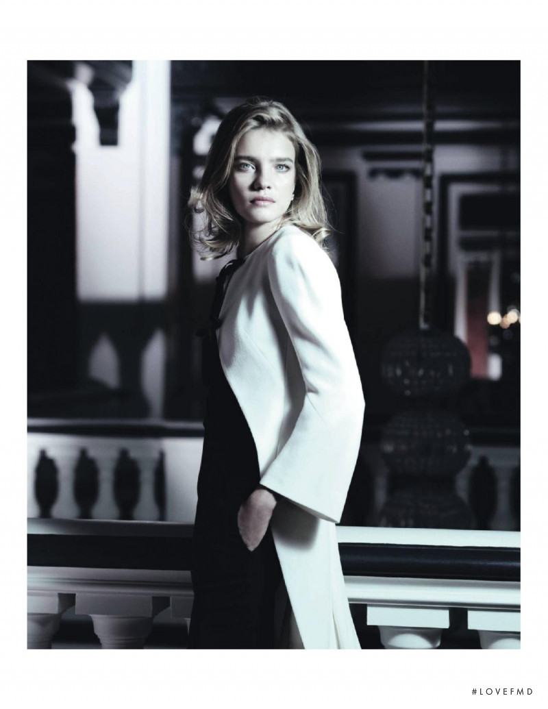 Natalia Vodianova featured in Quelle Belle Histoire!, February 2015