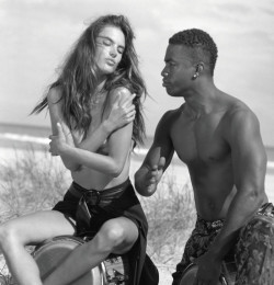 Bruce Weber\'s Miami House Party