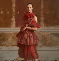 A Fleur De Peau Romantiques Facon Campagne Anglaise