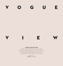 Vogue View Point