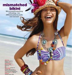 Mismatched Bikini