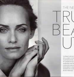 The New Face Of True Beauty + Power Beauty + Danke, Mama