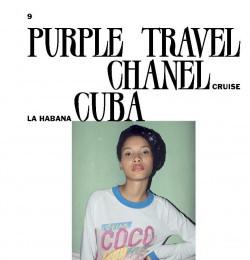 La Habana Cuba/Chanel Cruise - Purple Travel