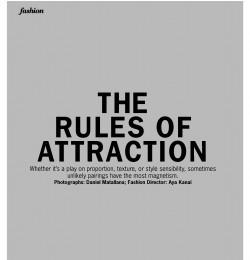 The Rues of Attraction