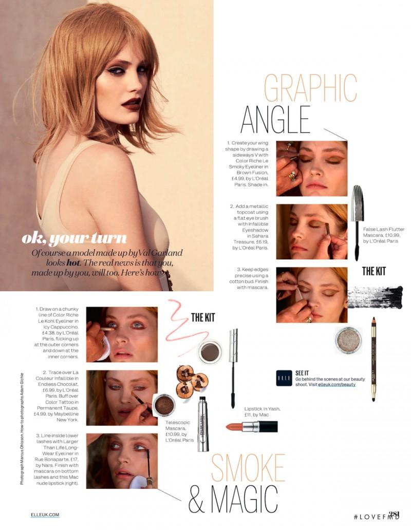 Heidi Mount featured in Breaking Nudes, April 2013