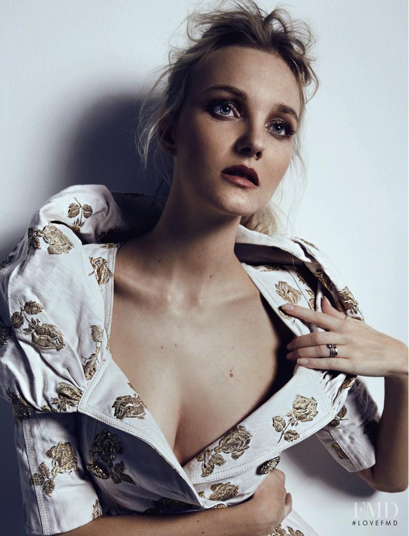 Caroline blum fashion model