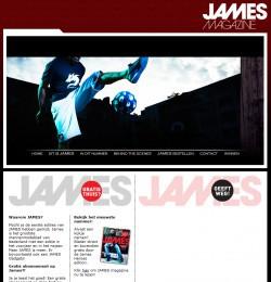 JamesMagazine.nl