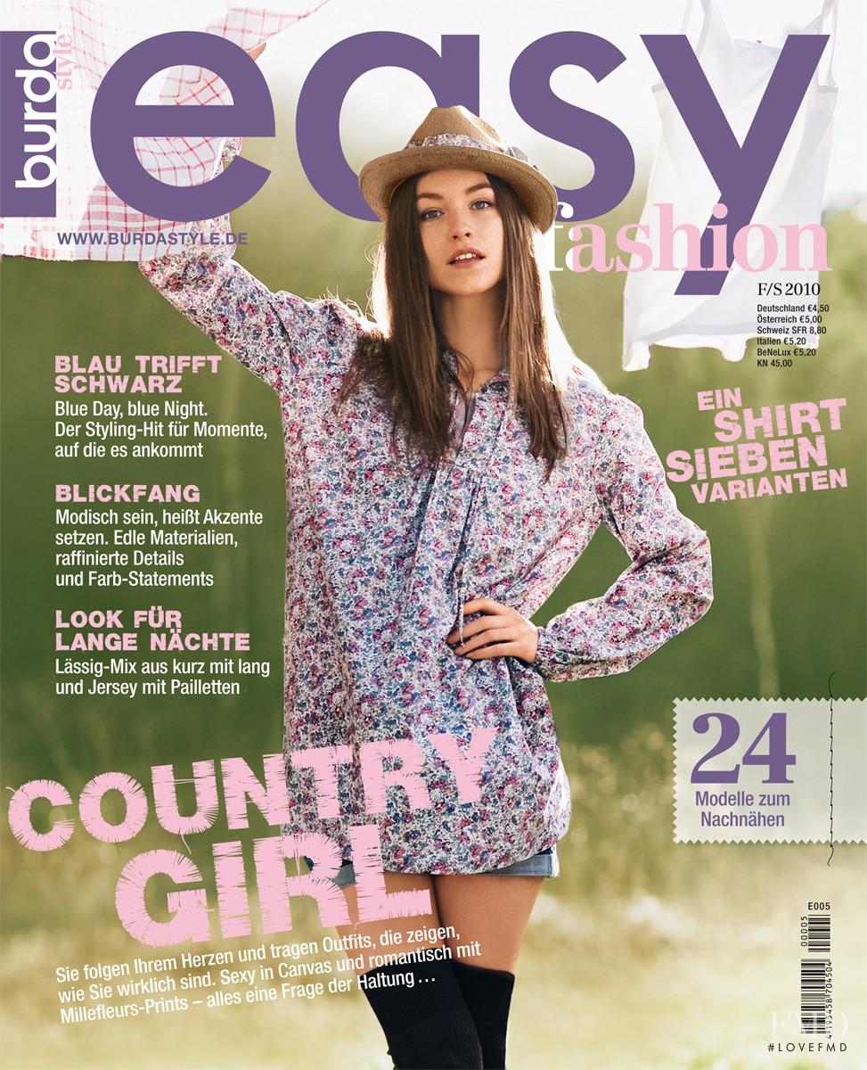 Cover Of Burda Easy Fashion March 2010 Id 5077 Magazines The Fmd