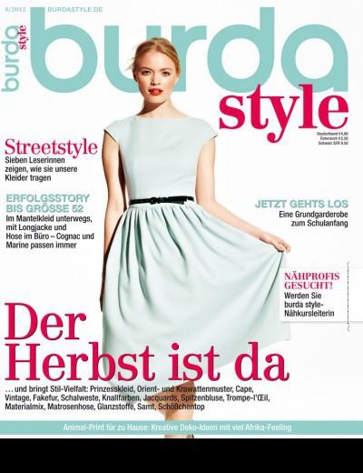 Burda Style Magazine Magazines The Fmd