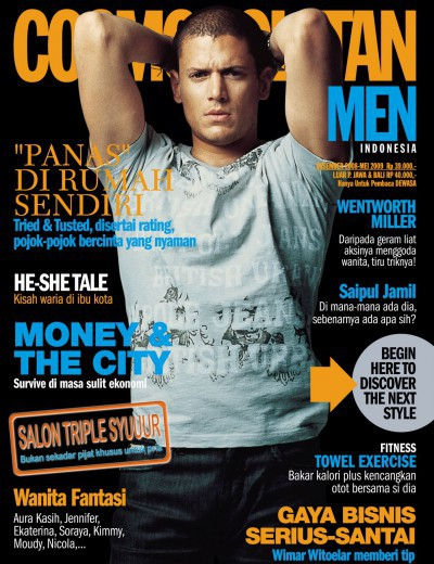 Cosmopolitan Men Indonesia