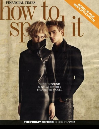 How to Spend It - Financial Times
