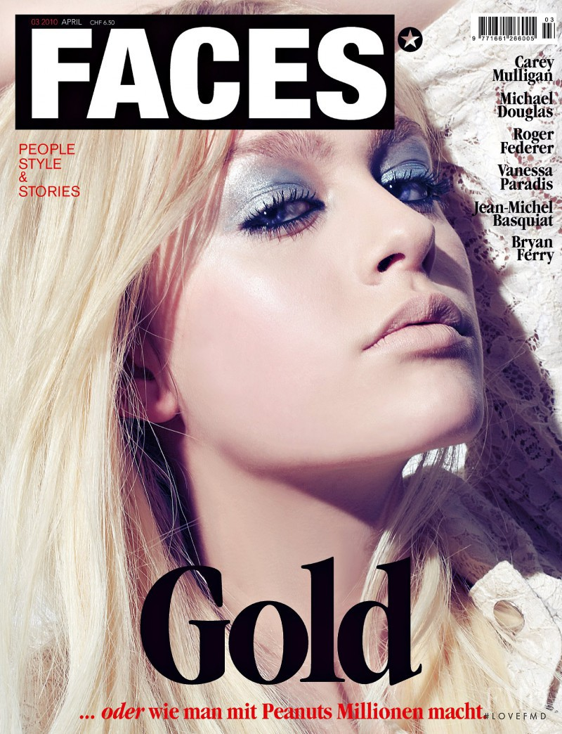 Cover of FACES Magazine , April 2010 (ID:22246)| Magazines ...