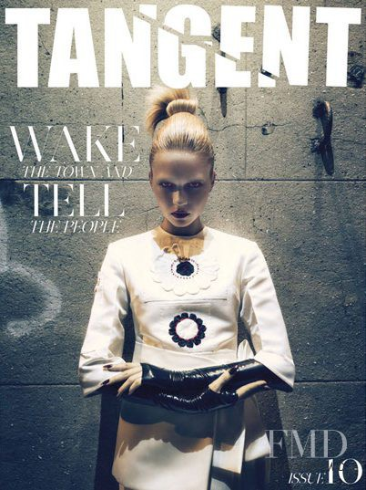 featured on the Tangent Magazine cover from February 2014