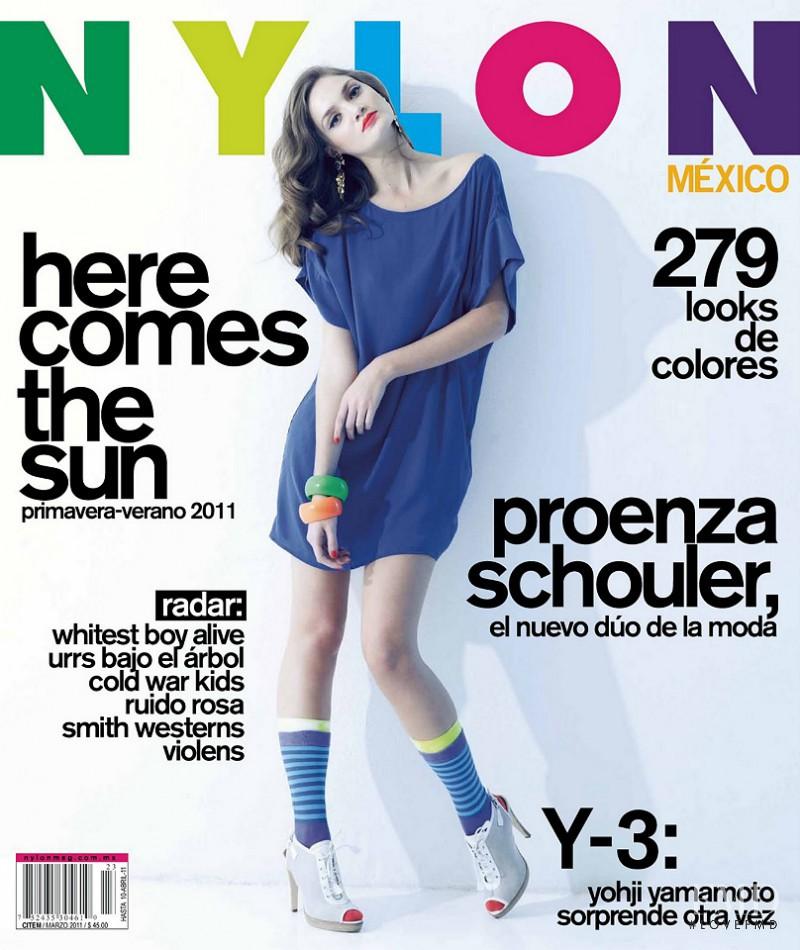 Magazine Nylon Mexico For