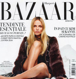 Harper\'s Bazaar Romania