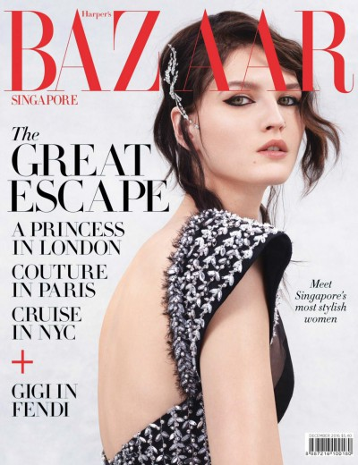 Harper\'s Bazaar Singapore