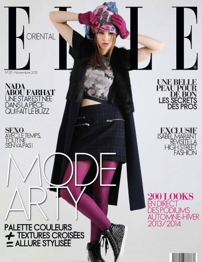 Lebanese Magazines Fashion