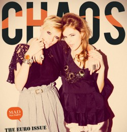 Covers of Chaos Magazine