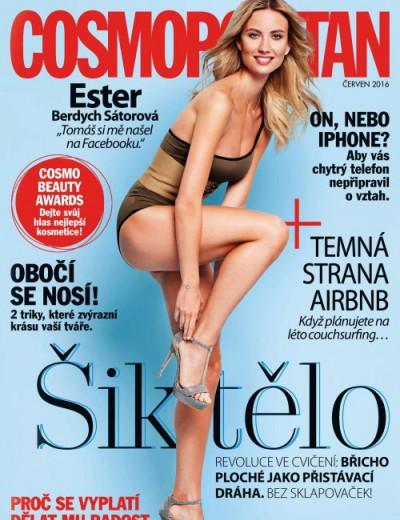 Cosmopolitan Czech Republic