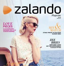 Zalando Magazine Netherlands
