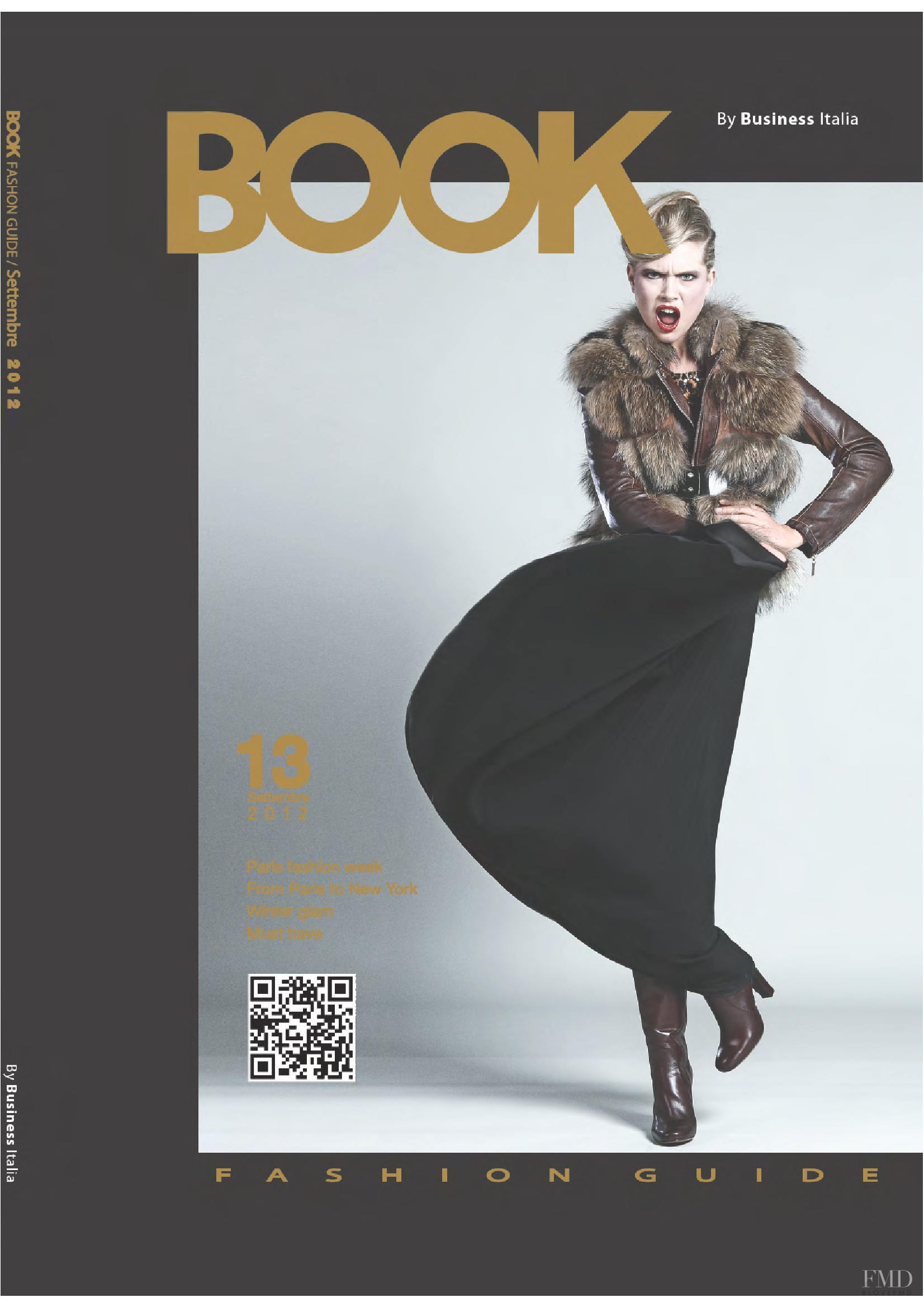Fashion Book Cover Questions ~ Cover of book fashion guide with cecilie johansen