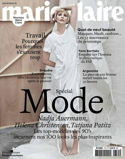 marie claire france magazine magazines the fmd. Black Bedroom Furniture Sets. Home Design Ideas