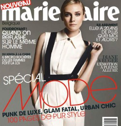 Diane heidkruger gallery with 76 magazine covers for Sanoma magazines belgium