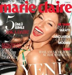 Marie Claire Turkey