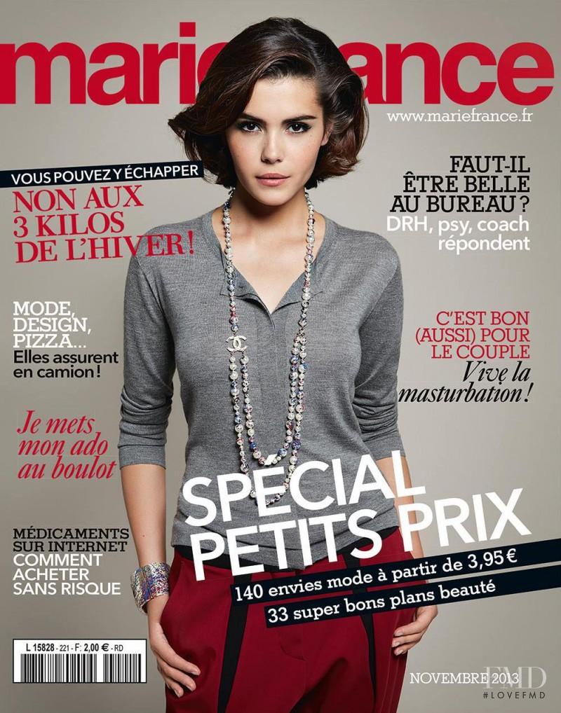 cover of marie france november 2013 id 25081 magazines the fmd. Black Bedroom Furniture Sets. Home Design Ideas