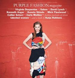Grace Hartzel Purple Fashion March