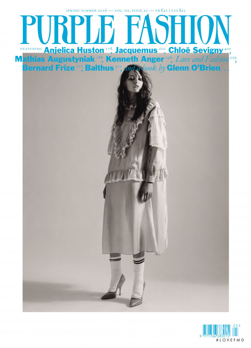 Purple fashion magazine blog 33