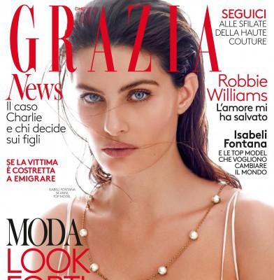 Grazia Italy