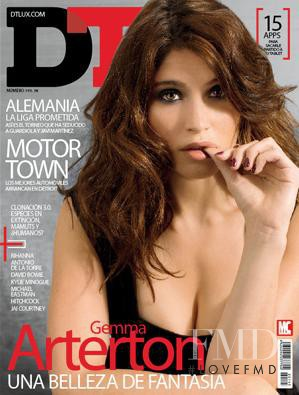 Gemma Arterton featured on the DTLux cover from February 2013