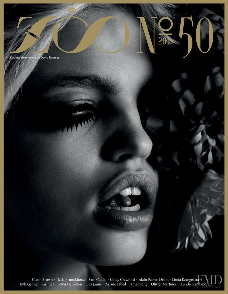 Isabeli Fontana, Daphne Groeneveld featured on the Zoo Magazine cover from February 2016