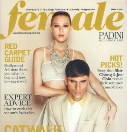 Female Fashion Magazine
